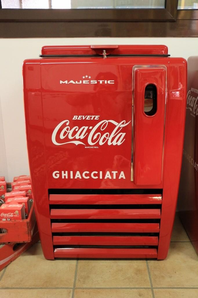Ghiacciaia Majestic Coca Cola
