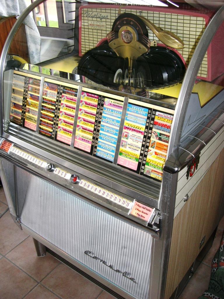 jukebox wurlitzer 2204