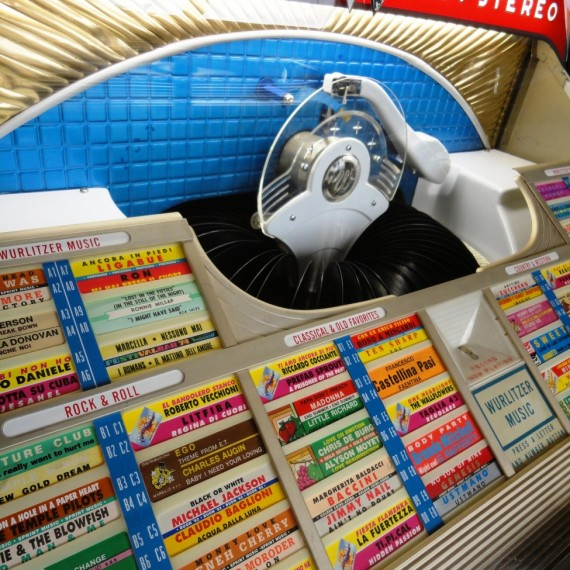 jukebox wurlitzer 2400